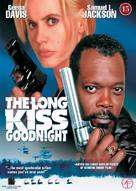 The Long Kiss Goodnight - Danish DVD movie cover (xs thumbnail)