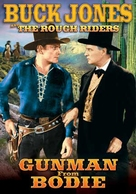 The Gunman from Bodie - DVD movie cover (xs thumbnail)