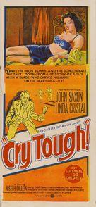 Cry Tough - Australian Movie Poster (xs thumbnail)