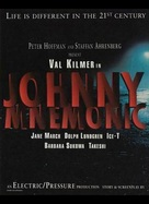 Johnny Mnemonic - Movie Poster (xs thumbnail)
