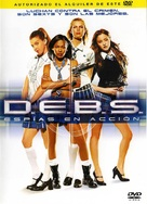 DEBS - Spanish DVD movie cover (xs thumbnail)