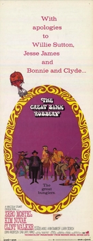 The Great Bank Robbery - Movie Poster (xs thumbnail)