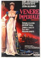 Venere imperiale - Italian Movie Poster (xs thumbnail)