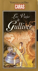 Gulliver's Travels - Argentinian VHS cover (xs thumbnail)