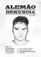 Alemão - Brazilian Movie Poster (xs thumbnail)