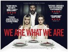 We Are What We Are - British Movie Poster (xs thumbnail)
