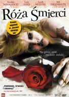 Rose of Death - Polish Movie Cover (xs thumbnail)
