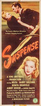 Suspense - Movie Poster (xs thumbnail)
