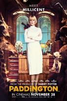 Paddington - British Movie Poster (xs thumbnail)
