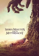 A Monster Calls - German Movie Poster (xs thumbnail)