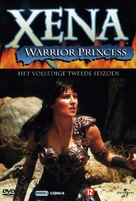 """Xena: Warrior Princess"" - Dutch DVD movie cover (xs thumbnail)"
