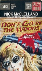 Don't Go in the Woods - Australian Movie Cover (xs thumbnail)