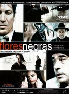 Flores negras - Spanish Movie Poster (xs thumbnail)