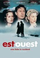 Est - Ouest - German Movie Cover (xs thumbnail)