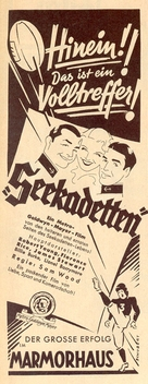 Miracles for Sale - German poster (xs thumbnail)