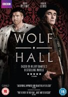 Wolf Hall - British DVD movie cover (xs thumbnail)