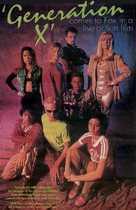 Generation X - Movie Poster (xs thumbnail)