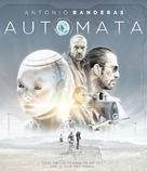 Autómata - Movie Cover (xs thumbnail)