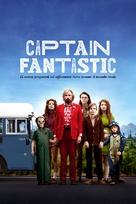 Captain Fantastic - Italian Movie Cover (xs thumbnail)