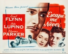 Escape Me Never - Movie Poster (xs thumbnail)