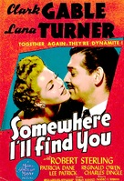 Somewhere I'll Find You - Movie Poster (xs thumbnail)
