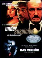 Under Suspicion - German DVD movie cover (xs thumbnail)