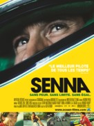 Senna - French Movie Poster (xs thumbnail)