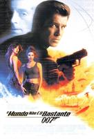 The World Is Not Enough - Brazilian Movie Poster (xs thumbnail)