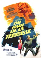 From the Terrace - French Movie Poster (xs thumbnail)