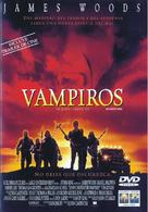 Vampires - Spanish DVD movie cover (xs thumbnail)