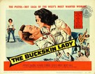 The Buckskin Lady - Movie Poster (xs thumbnail)