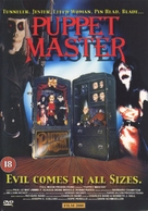 Puppet Master - British DVD movie cover (xs thumbnail)