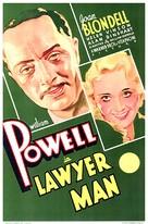 Lawyer Man - Movie Poster (xs thumbnail)