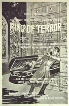 Ring of Terror - Movie Poster (xs thumbnail)