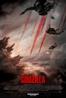 Godzilla - Mexican Movie Poster (xs thumbnail)
