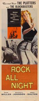 Rock All Night - Movie Poster (xs thumbnail)
