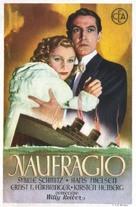 Titanic - Spanish Movie Poster (xs thumbnail)