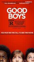 Good Boys - Norwegian Movie Poster (xs thumbnail)