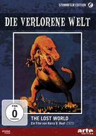 The Lost World - German Movie Cover (xs thumbnail)