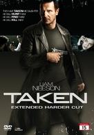 Taken - Norwegian DVD movie cover (xs thumbnail)
