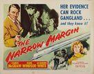 The Narrow Margin - Movie Poster (xs thumbnail)