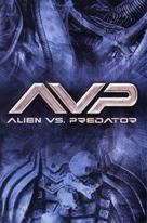 AVP: Alien Vs. Predator - British Movie Poster (xs thumbnail)