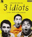 Three Idiots - Indian Movie Cover (xs thumbnail)
