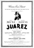 Juarez - poster (xs thumbnail)