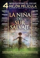 Beasts of the Southern Wild - Chilean Movie Poster (xs thumbnail)