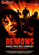 Demoni - French Movie Cover (xs thumbnail)
