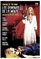 Demons of the Mind - Spanish Movie Cover (xs thumbnail)