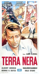 In Old Oklahoma - Italian Theatrical movie poster (xs thumbnail)