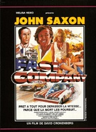 Fast Company - French Movie Poster (xs thumbnail)