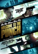 Welcome to the Punch - Canadian DVD movie cover (xs thumbnail)
